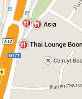 thai lounge tomorrowland