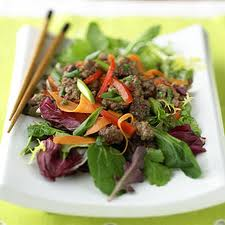 Beef Salad with Thai herbs